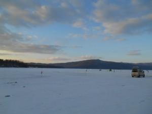阿寒湖風景