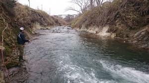 キャメダ川2