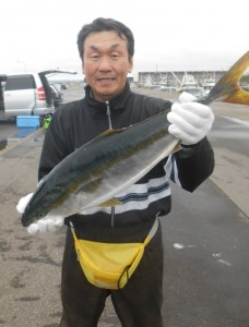 ブリ釣り2
