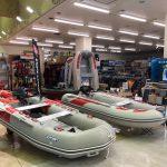 2020アキレス ジョイクラフト ボート展示会開催